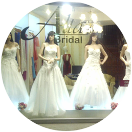 Alta Bridal Store in Bangkok