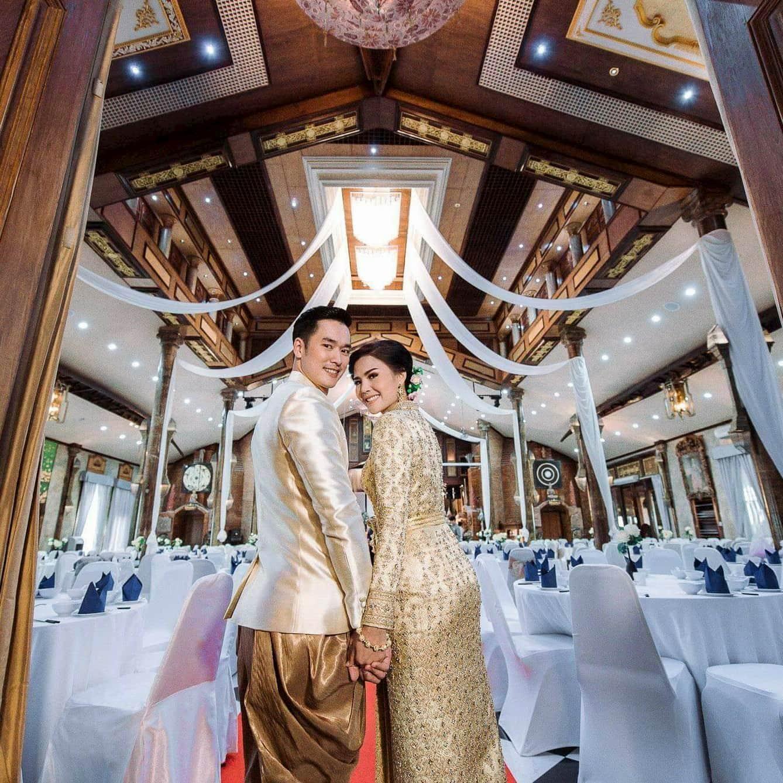พิธีแต่งงานแบบไทย