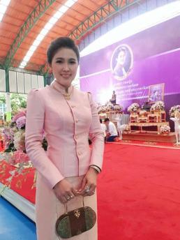 เช่า ชุดไทยจิตรลดา