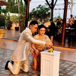 รีวิว ชุดแต่งงาน